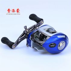 PHEROMONE New promotion RH100 Baiting casting reel with NMB Japan BB on spool Gear ratio 6.3:1
