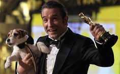 'The Artist' strikes gold at 2012 Oscars