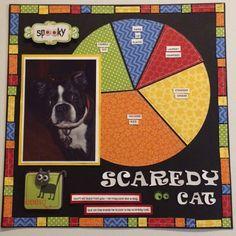 Scaredy-cat - Scrapbook.com
