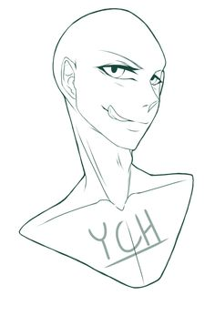 Bust Male YCH CLOSED by 0-NAZAKI-0