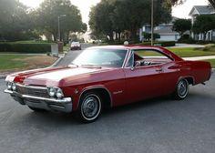 1965 Chevy Impala SS Coupe!