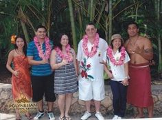 """Celsa Edwina Nocete Gorton  Kevan and I first visited in Hawaii together with Paul DeWitt (Hawaii) and Christina DeWitt(California). This photo was taken at Polynesian Cultural Center."" Submitted by @Celsa Edwina Gorton. #pinHawaii"