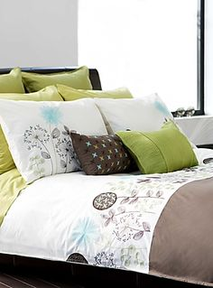 1000 images about douillettes on pinterest duvet cover for Housse couette simons