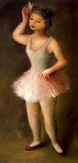 Joven Bailarina por Raul Soldi