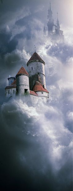 castle in the clouds...