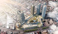 SHoP Breaks Ground on Mixed-Use Development in Tijuana,Courtesy of SHoP…