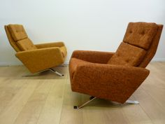 Leo Chairs | Robin Day-Hille | Mid Century Modern