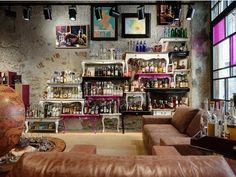 MONOVOLUME ARCHITECTURE: IL DRINK SHOP HARPF