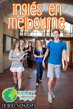 #ProgramaDelDía en #Languages #Melbourne  Este programa es ideal para ti que deseas adquirir fluidez en el idioma inglés, mejorar tu perfil académico, aumentar tus perspectivas profesionales, hacer un intercambio cultural y conocer amigos de todo el mundo lo puedes conseguir mientras haces tu curso de inglés. #Estudiaenelextranjero #Travel #Explore #EstudiaenelExtranjero