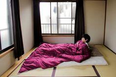 Dei uma olhada nacasa deuns japoneses eentendi por que eles adoram ominimalismo