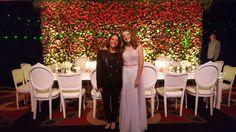 Con Cami.Fiesta de 15 Organizada por Maria Ines Novegil Event Planners en Hotel Four Seasons Buenos Aires