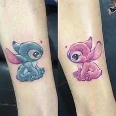 Bff Tattoos, Disney Tattoos, Pair Tattoos, Forarm Tattoos, Mini Tattoos, Cute Tattoos, Unique Tattoos, Body Art Tattoos, Disney Couple Tattoos