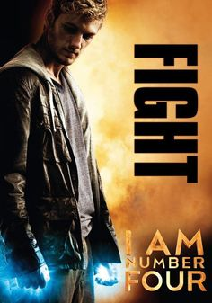I am number four - books turned movies 2011