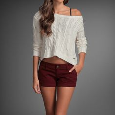 Womens Shea Sweater | Abercrombie & Fitch