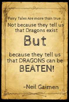 Quote for fairy tale themed kids room/nursery.
