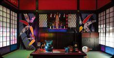 Interior Set from Movie Sakuran