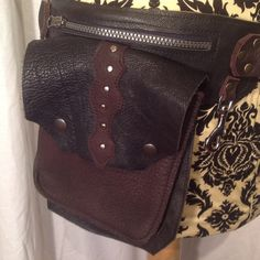 Revival - Leather Pocket Belt, Size Extra Small/Small – Sacred Empire