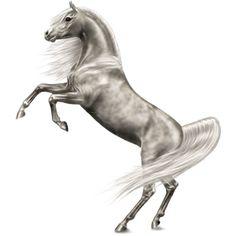 Silver by мαℓιиεε, Pferd Mustang Schabrackendunkelfu - Howrse