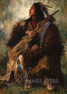 Noble One (Crow), James Ayers original painting | Noble One … | Flickr