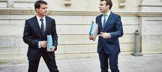 Valls-Macron: les nerfs à vif