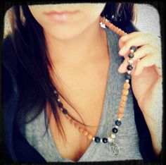 Warrior Mala | $152.50 Wear Lava