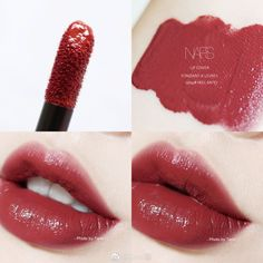 44 Trendy Makeup Tips Lipstick Cosmetics Sheer Lipstick, Lipstick Shades, Lipstick Colors, Lip Colors, Gloss Lipstick, Nyx Lip Liner, Fall Lipstick, Blue Lipstick, Blue Eyeshadow
