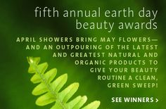2014 Healing Lifestyles and Spas Earth Day Beauty Awards