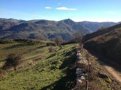 en ruta de vaqueiros, belmonte, asturias, turismo rural, la casa del campo