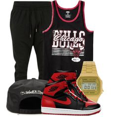 how to wear jordans outfit mens - Google Search | How To ...