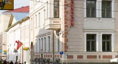 Hotel London by Tartuhotels Tartu Located in the heart of Tartu's Old Town, Hotel London offers pastel-coloured rooms with a flat-screen TV with satellite channels, a minibar and free Wi-Fi. Free private parking is also featured and is subject to availability.