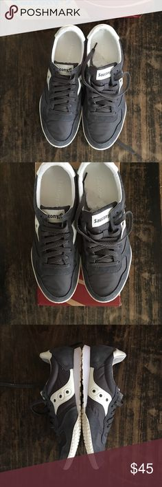 Saucony Bullet Brand new in box! Women's 9/Mens 7.5. These are very comfortable and you can wear with anything!! Saucony Shoes