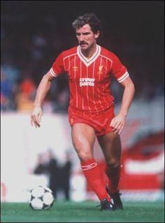 Da Uomo Lfc Liverpool 1978 VIA S//S Hitachi retro football shirt Top Sport Training