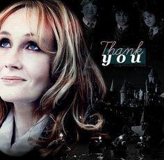 thanks J.K Rowling
