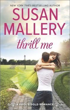 """.@HarlequinJunkie recommends THRILL ME """"a reunion that is both hot-as-sin AND so tender it will make you sigh."""" <3"""