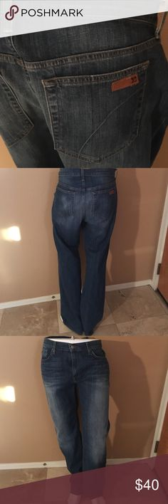 Men's Joe's Jeans! 47. Joes Dark Wash Jeans! Size 38x32. In excellent condition, only worn a couple times! Joe's Jeans Jeans Bootcut