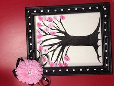 Teacher gift idea, not in pink though