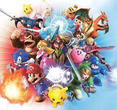 Smash Bros Super Smash Bros Brawl, Nintendo Super Smash Bros, Wii U, Metroid, Smash Bros Tournament, Consoles, Playstation, Video Game Art, Video Games