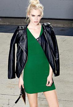 Sleek V-Back Dress | FOREVER21 - 2000090302 #F21CRUSH