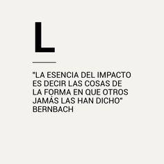 ¿Cuál es la esencia del impacto?