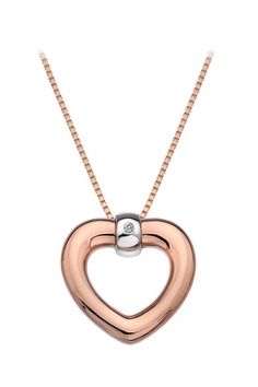 DP518 - Hot Diamonds Just Add Love Collection ketting voor dames
