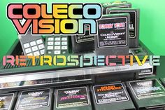 Colecovision: A Retrospective Review  The Colecovision is one of the most underrated consoles of it's time. It brought the arcade experience to your living room! Sorry Atari.