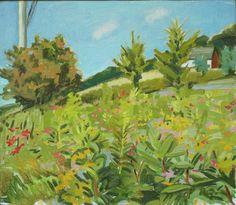 Hillside Meadow w/ Milkweed