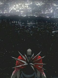 His view - Tokyo Ghoul ~ DarksideAnime