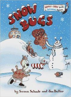 Amazon.com: Snow Bugs (Bright & Early Books(R)) (9780679879138): Susan Schade: Books