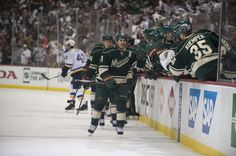 Wild Face Do-or-Die Game in Torchetti Debut - http://thehockeywriters.com/wild-in-do-or-die-game-in-torchetti-debut/