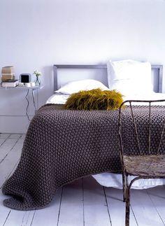CREATIVE LIVING from a Scandinavian Perspective: Fin färgsättning hemma hos londonstylisten Abigail Ahern
