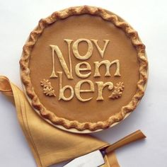 Hey friends it's November! To me it means Pie Month, Thanksgiving, delicious fall food, NYC getting spruced up for Christmas and all sorts… Fall Recipes, Holiday Recipes, Holiday Foods, Beautiful Pie Crusts, Pie Crust Designs, Delicious Desserts, Dessert Recipes, Pie Decoration, Pies Art