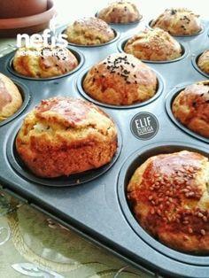 Muffin Kalıbında Anne Kurabiyesi