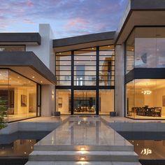 Californie, maison San Vicente, imaginée par l'agence d'architecture canadienne Mc Clean Design