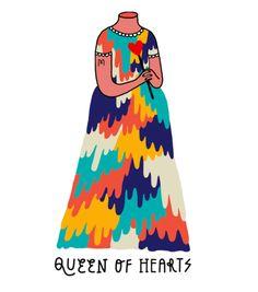 QUEEN OF HEARTS - michelapicchi